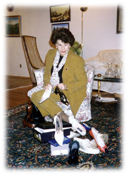 essay the shoes of imelda marcos One of the mysteries of manila's ''hidden wealth'' investigation is the origin of the  report that imelda r marcos owned 3,000 pairs of shoes.